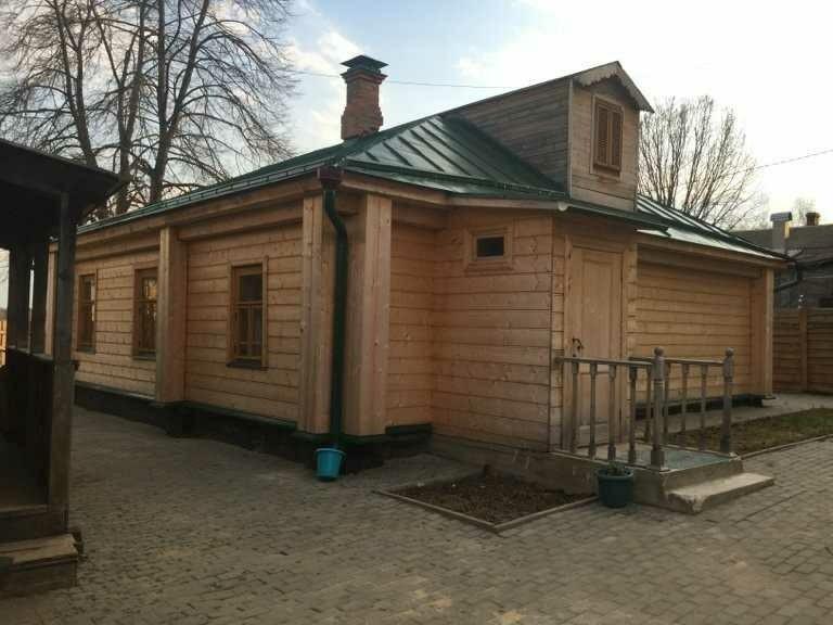 Литературно-художественный музей Анастасии и Марины Цветаевых в Александрове