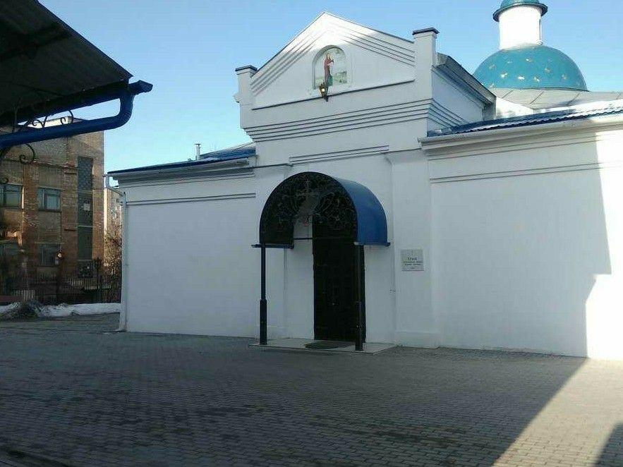 Церковь Боголюбской иконы Божией матери в Александрове