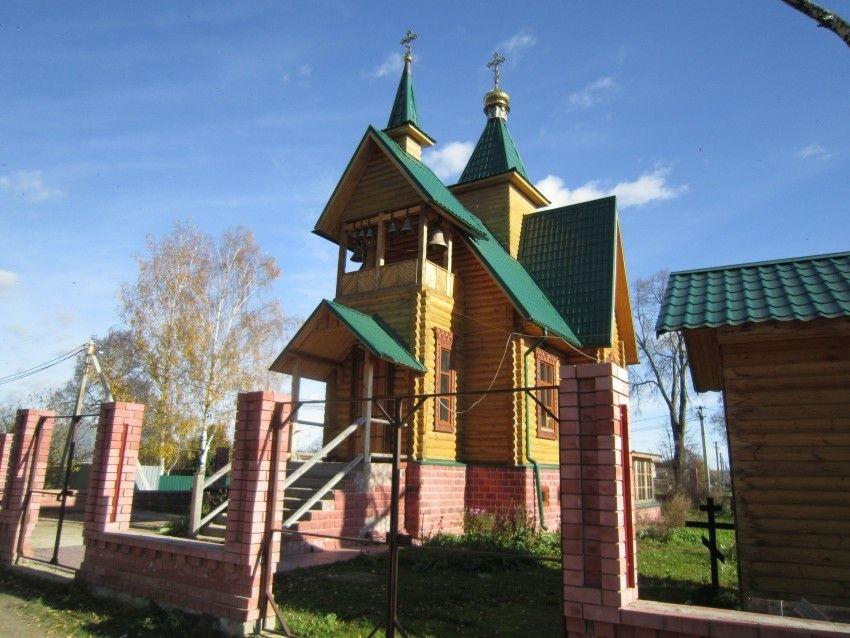 Церковь Успения Пресвятой Богородицы в Крутце