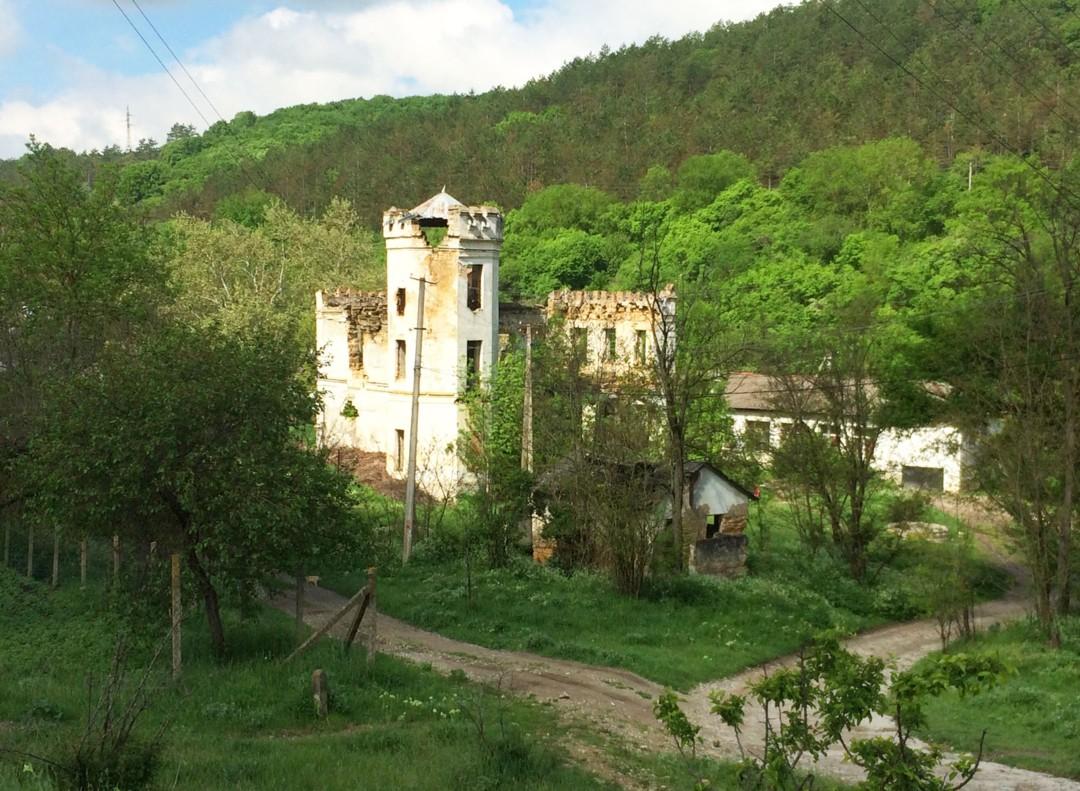 Усадьба графини Монжене (Крым)