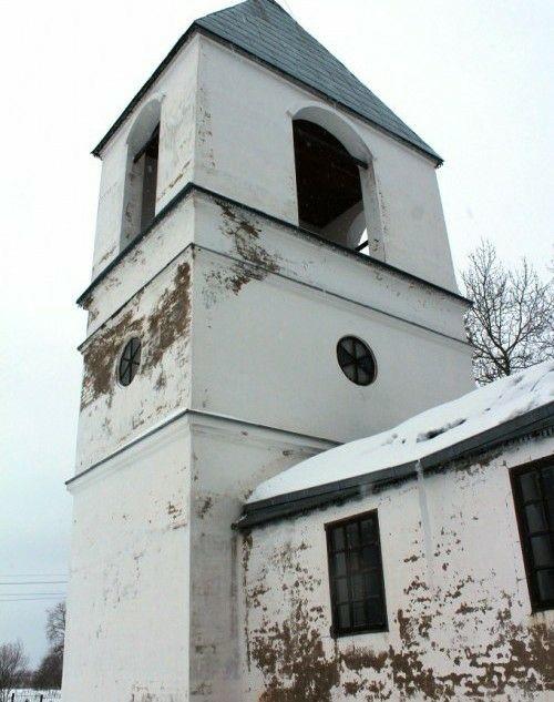 Церковь Рождества Пресвятой Богородицы в Мишутино