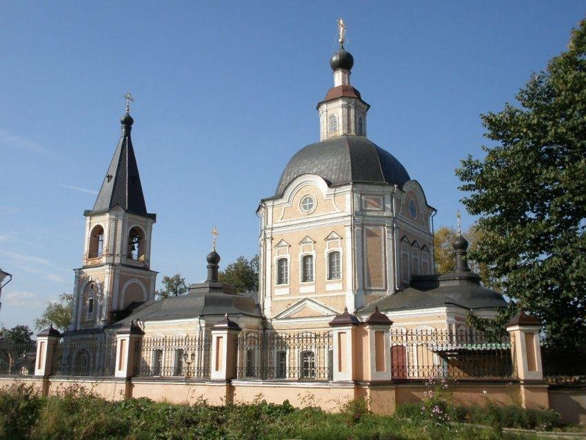 Церковь Успения Пресвятой Богородицы в Сергиевом Посаде