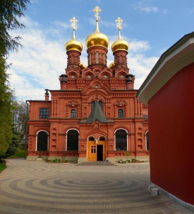 Черниговска-Гефсиманская церковь иконы Божией Матери в Сергиевом Посаде