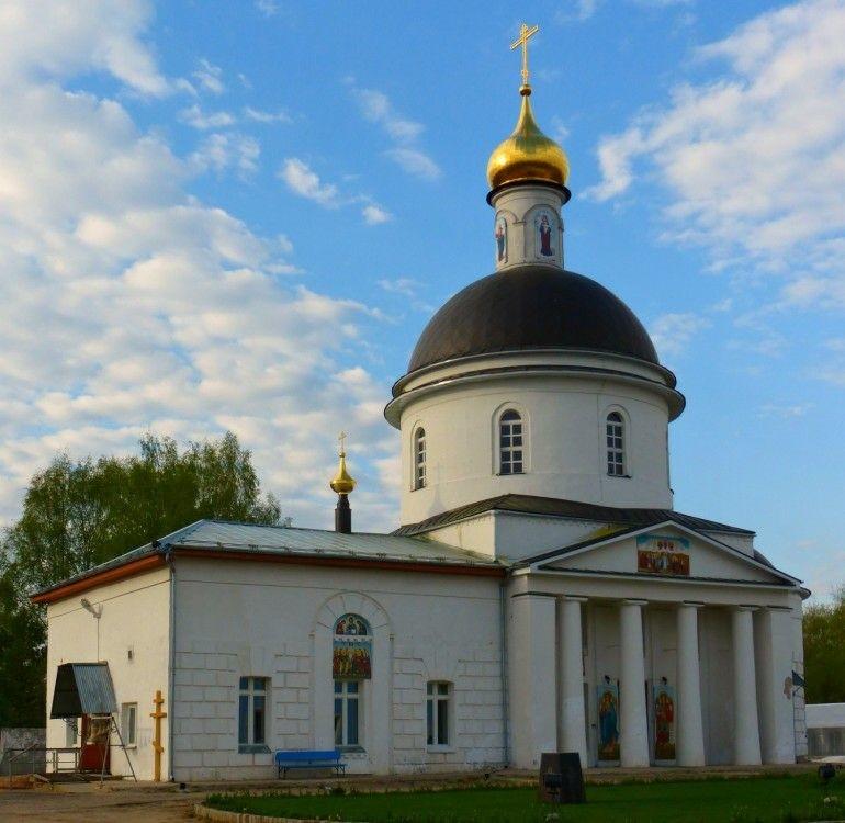 Церковь Корсунской иконы Божией Матери в Сергиевом Посаде