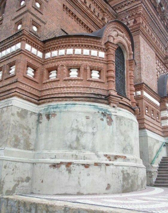 Церковь Святителя Николая Чудотворца в Черниговском-Гефсиманском Ските в Сергиевом Посаде