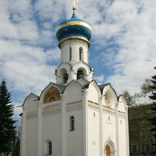 Духовская церковь в Свято-Троицкой Сергиевой лавре в Сергиевом Посаде