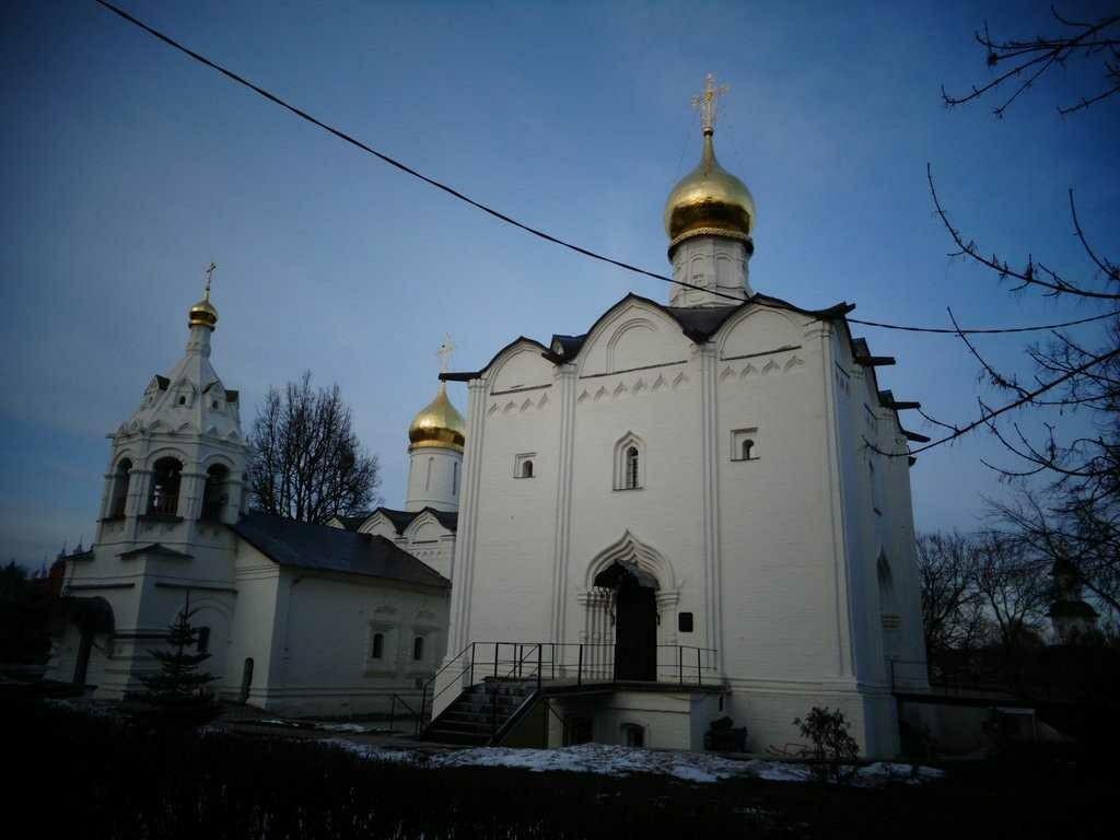 Церковь Параскевы Пятницы в Сергиевом Посаде