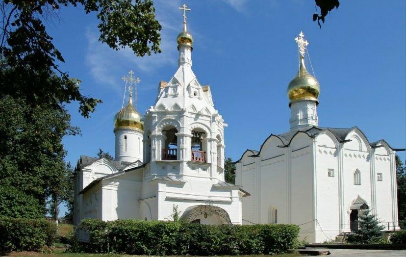 Церковь Введения во храм Пресвятой Богородицы в Сергиевом Посаде