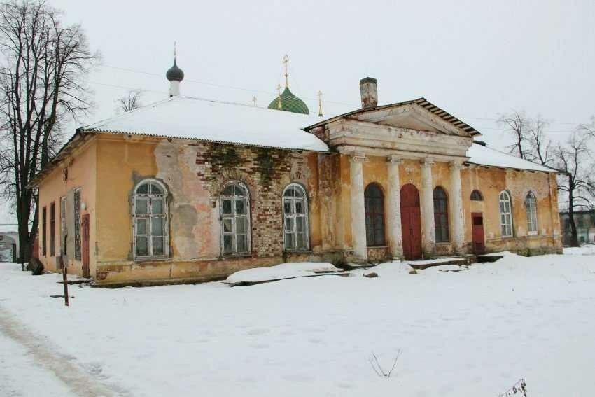 Церковь Алексия, митрополита Московского Алексеевского женского монастыря в Угличе