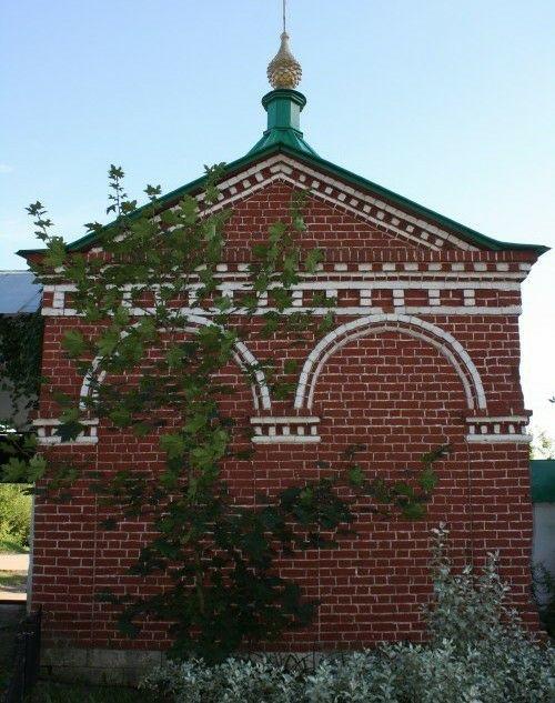 Часовня Алексеевского женского монастыря в Угличе