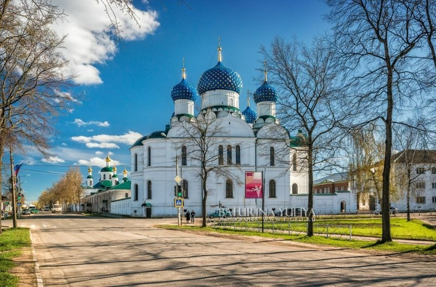 Богоявленский женский монастырь в Угличе