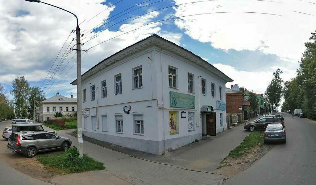 Музей тюремного искусства Запретная зона в Угличе
