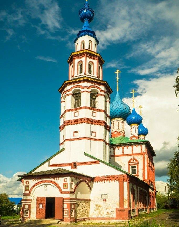 Церковь Корсунской Иконы Божией Матери в Угличе