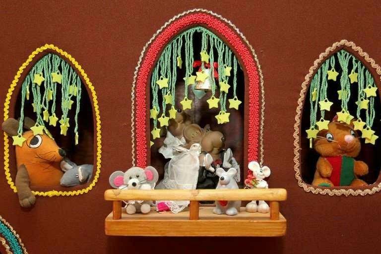 Музей мыши в Мышкине