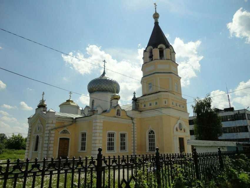 Церковь Тихона Задонского в Рыбинске