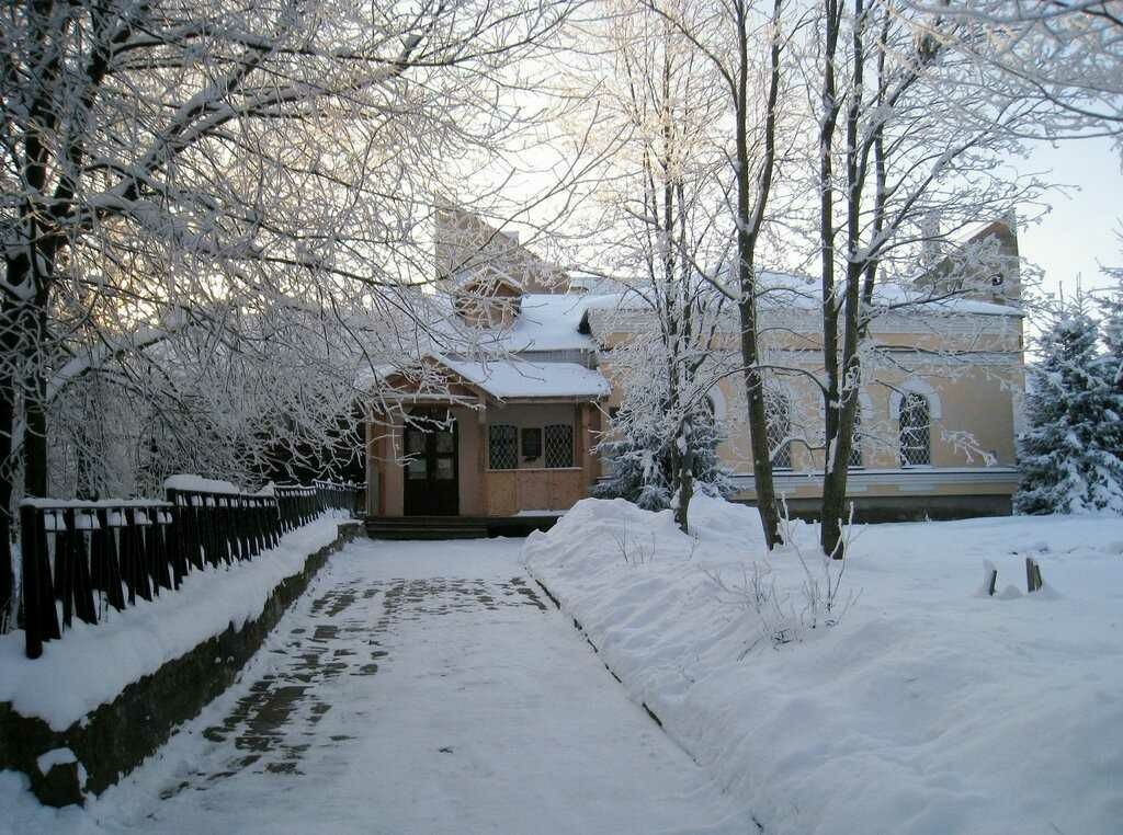 Центр музыкальных древностей имени В.И. Поветкина в Великом Новгороде