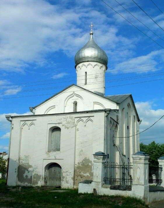 Церковь Прокопия в Великом Новгороде