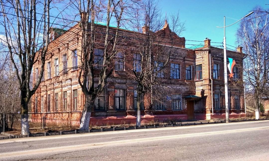 Приходское училище
