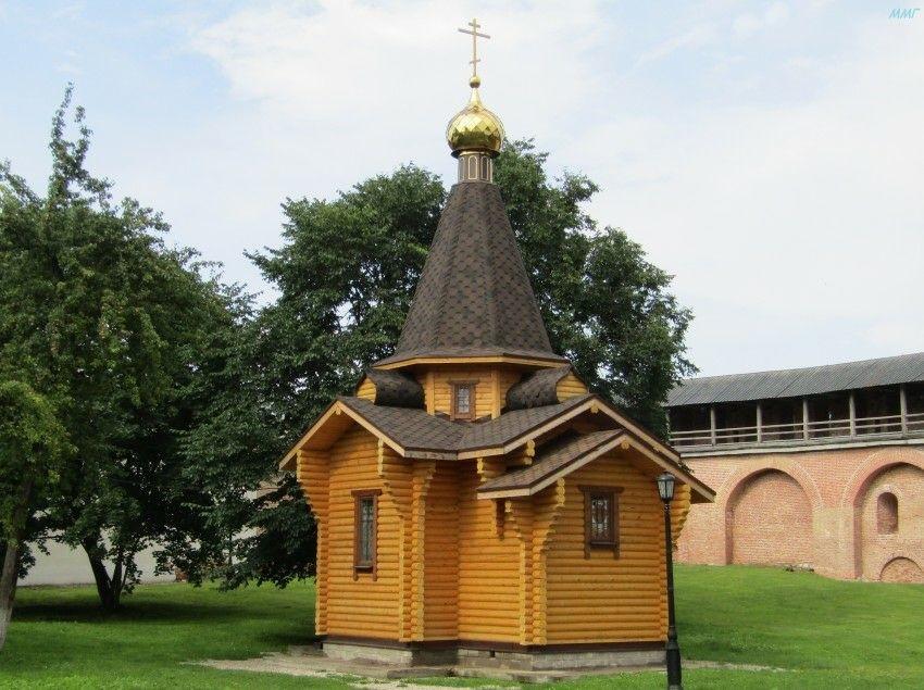 Храм-часовня Владимира Равноапостольного в Новгородском Кремле