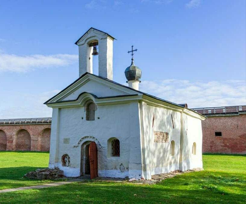 Церковь Андрея Стратилата в Новгородском Кремле