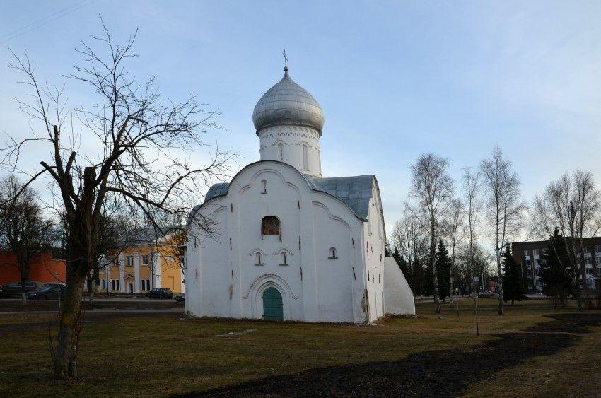 Церковь Власия, епископа Севастийского в Великом Новгороде