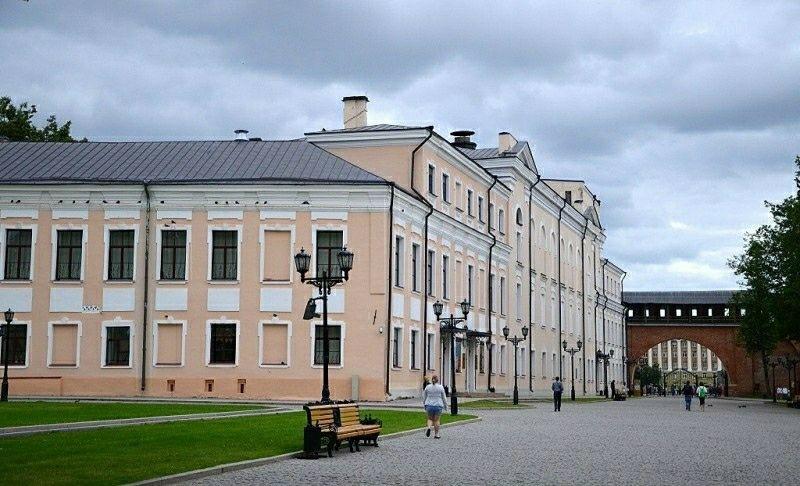 Митрополичьи покои в Новгородском Кремле