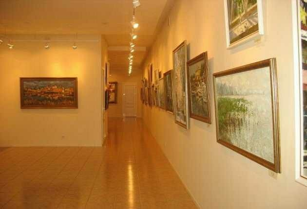 Музей художественной культуры в Великом Новгороде