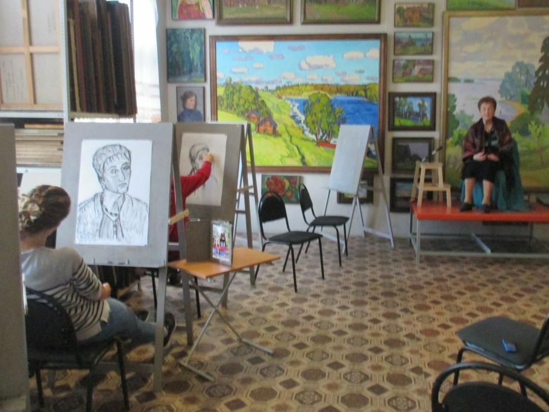 Мастерская-музей реалистической живописи Александра Варенцова в Великом Новгороде
