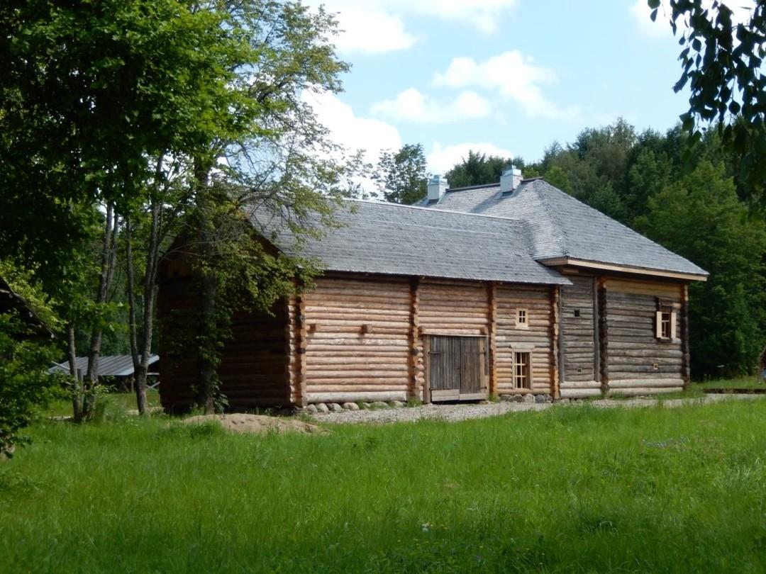 Дом Добровольских в Витославлицах в Великом Новгороде