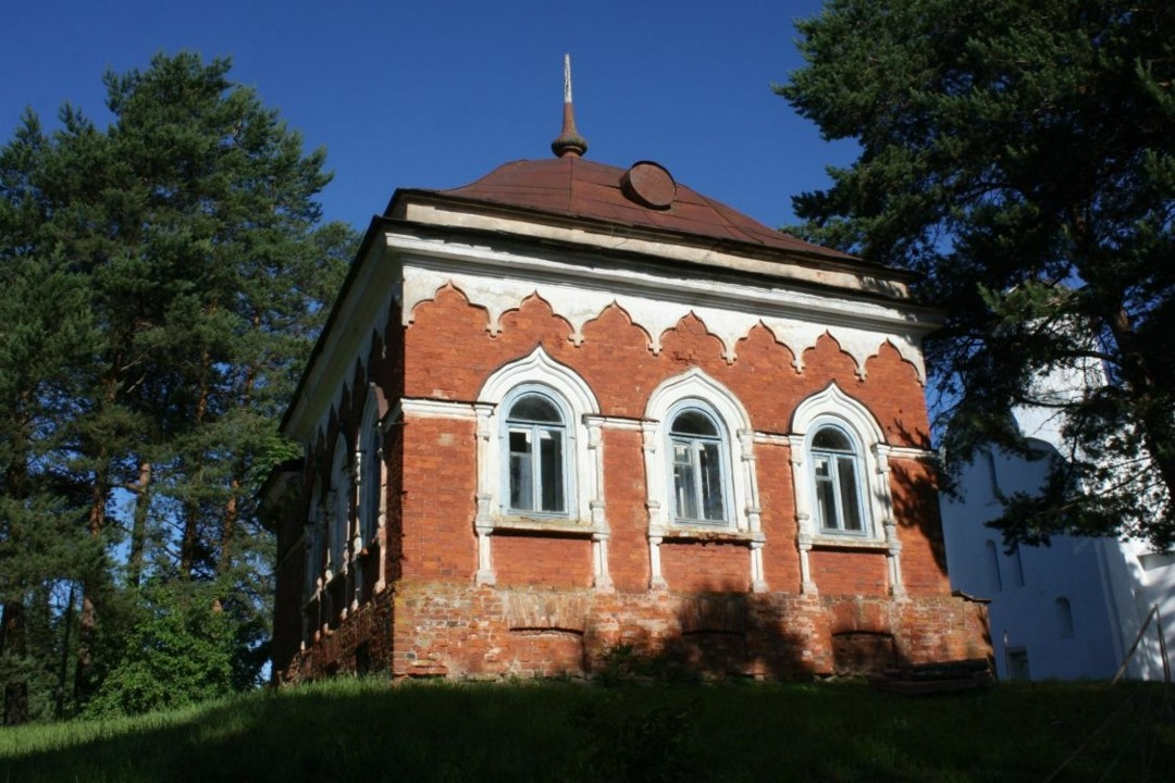 Перынский скит в Великом Новгороде