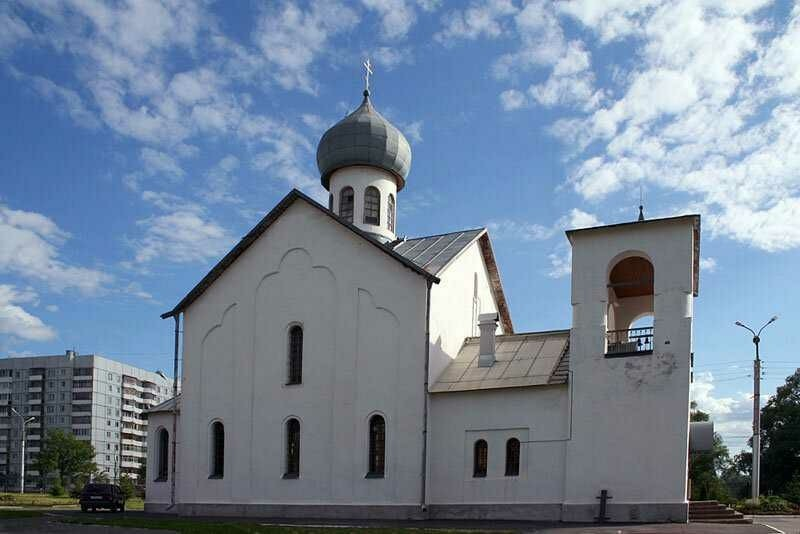 Церковь Александра Невского в Григорово
