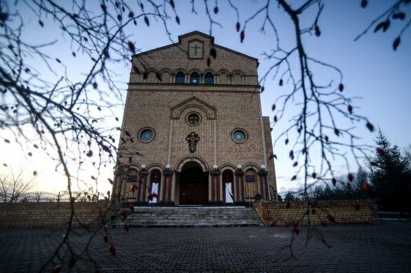 Христианская евангельская церковь Великого Новгорода Храм Христа