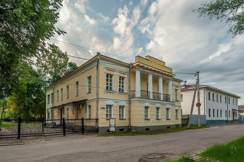 Музей романа Братья Карамазовы в Старой Руссе
