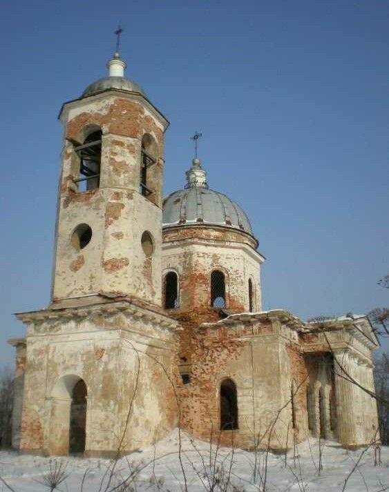 Церковь Введения во храм Пресвятой Богородицы в Бронницах