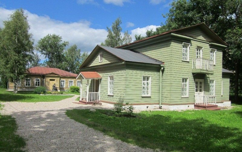 Дом-музей Н.А. Некрасова в Чудово