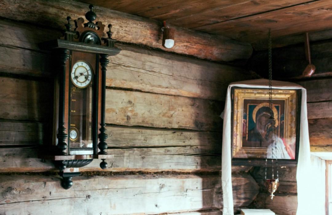 Дом-кошель на Руси. Что это?