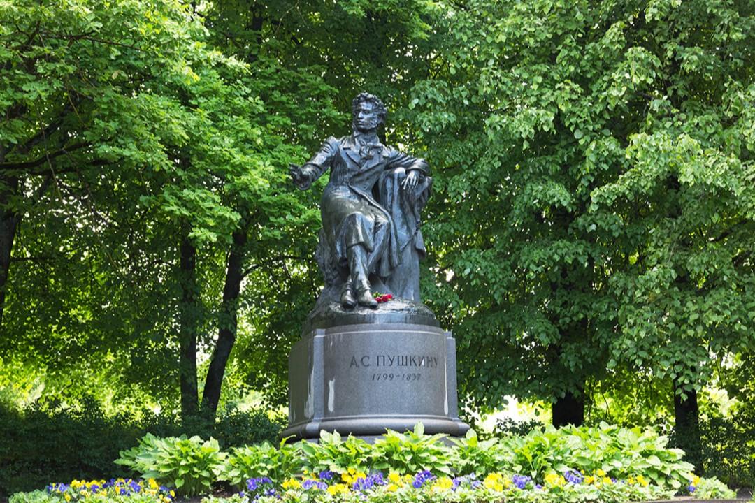Пушкинская усадьба Михайловское