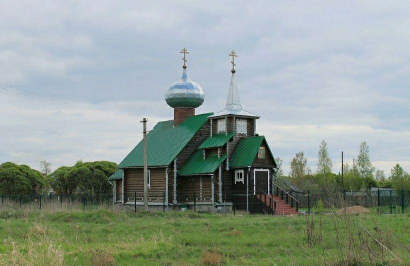 Церковь Успения Пресвятой Богородицы в Чудово