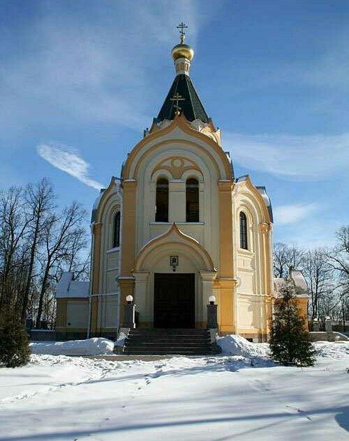 Церковь Апостолов Петра и Павла в Любани