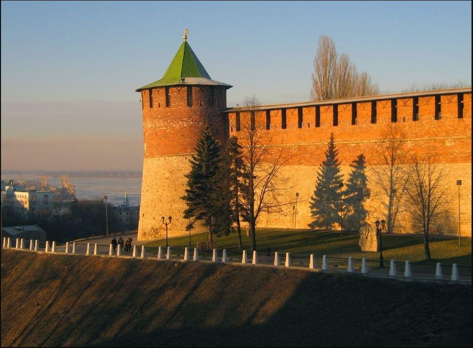Коромыслова башня в Нижегородском Кремле