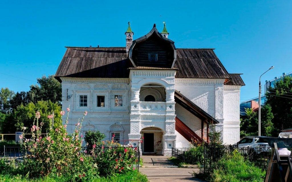 Палаты Афанасия Олисова в Нижнем Новгороде