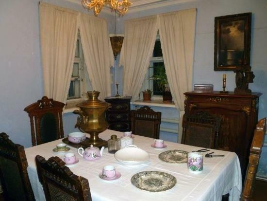 Дом-Музей Н. А. Добролюбова в Нижнем Новгороде