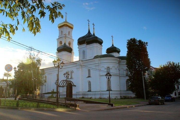 Церковь Вознесения Господня в Нижнем Новгороде