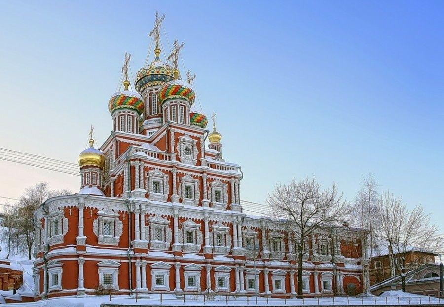 Рождественская церковь в Нижнем Новгороде