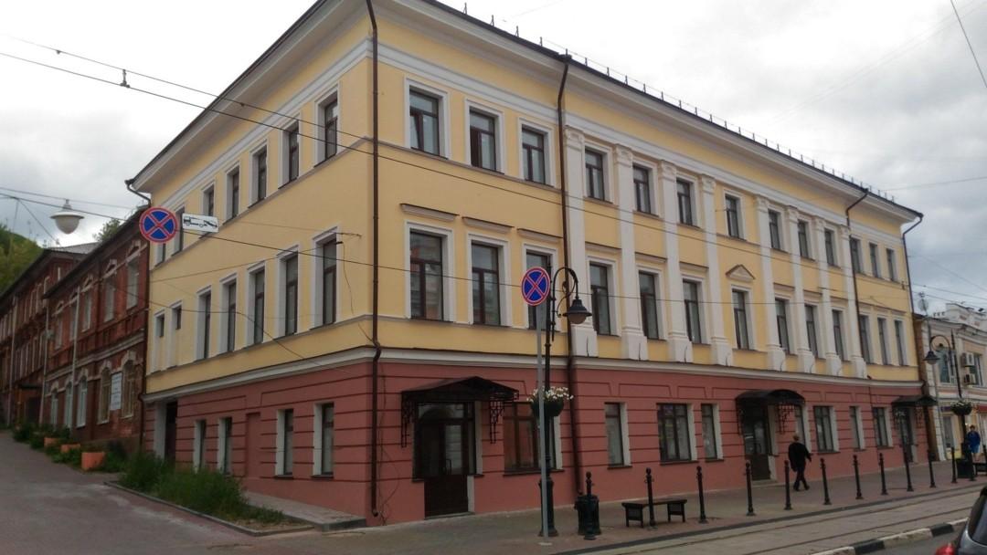 Дом И.Е. Вялова в Нижнем Новгороде