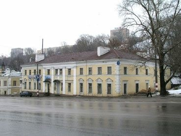 Доходный дом Лазарева в Нижнем Новгороде