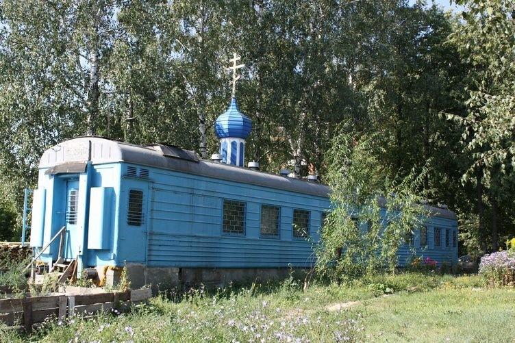 Церковь Державной иконы Божией матери в Нижнем Новгороде
