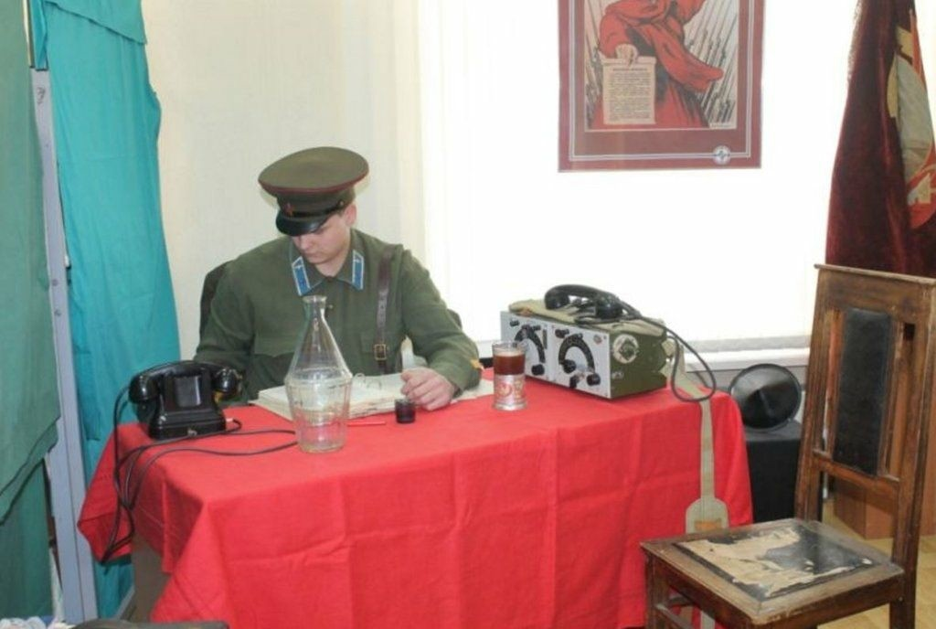 Музей истории Приокского района в Нижнем Новгороде