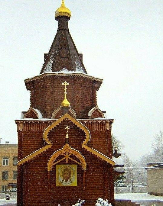 Церковь Георгия Победоносца при академии МВД в Нижнем Новгороде