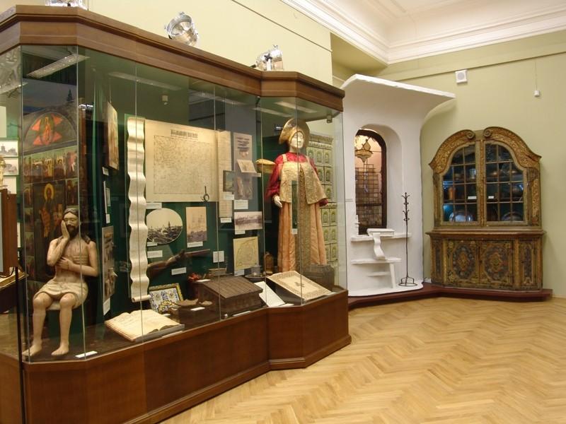 Дом Мешкова и Пермский краеведческий музей
